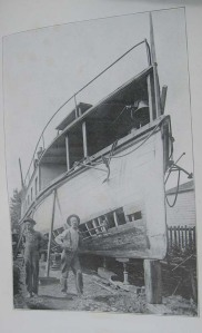 Cap Streeter's Boat